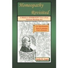 book cover Homeopathy Revisited