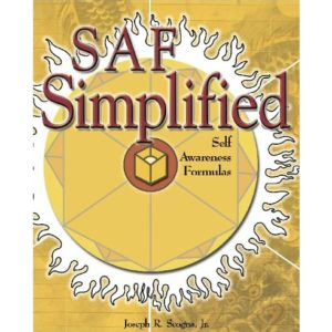 Book cover SAF Simplified