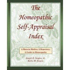The Homeopathic Self Appraisal Index
