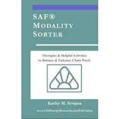 Book cover SAF modality sorter