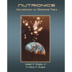 book cover nutrionics