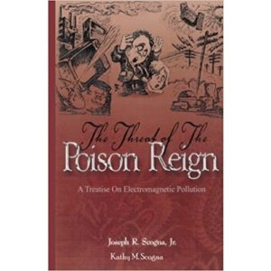 book cover of The Threat of the Poison Reign