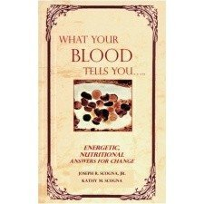 book cover What Your Blood Tells You